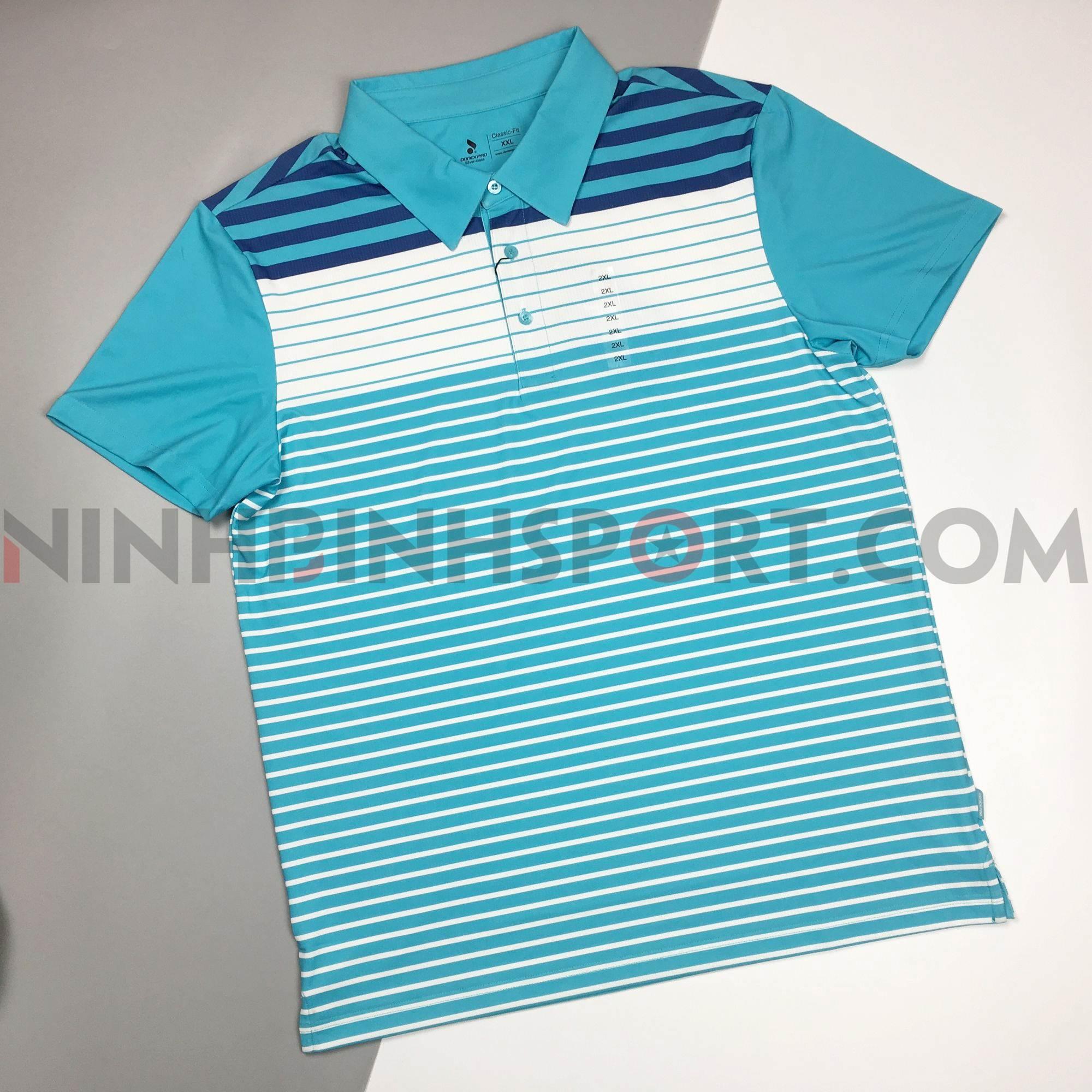 Áo thể thao nam Donex Golf Polo MC-9014-19-19