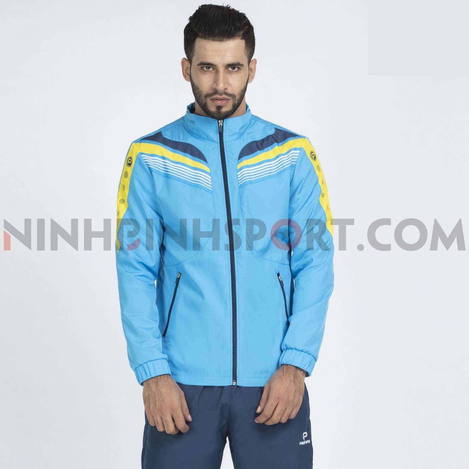 Áo khoác thể thao nam Donex Copan MDE-243-02-12