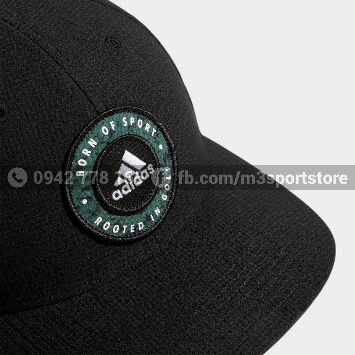 Mũ thể thao Adidas Snapback Circle Patch GJ6985