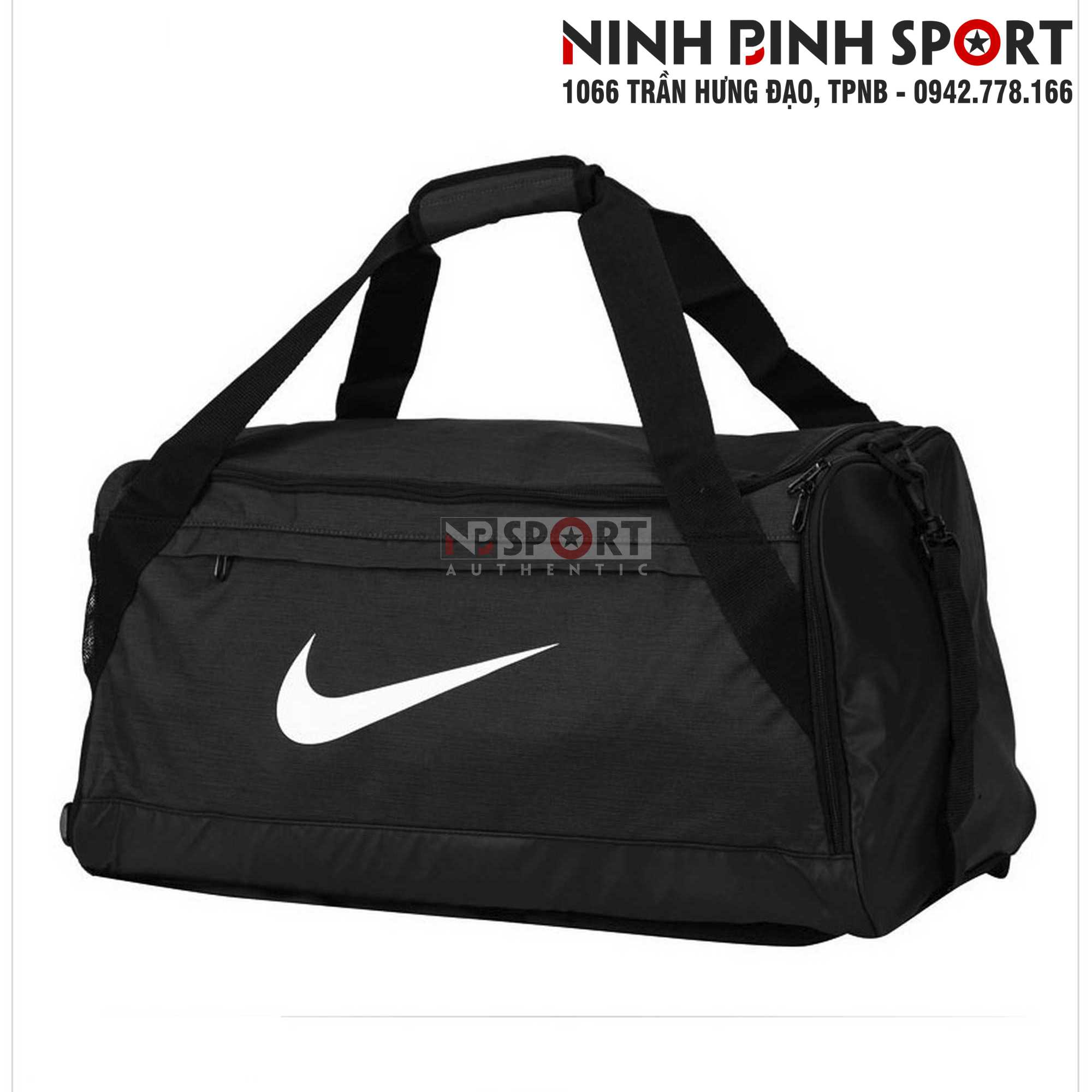 Túi thể thao nam Nike Brasilia Duffel M BA5977-010