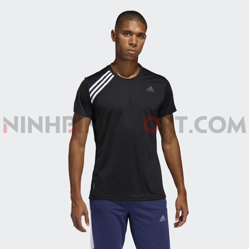 Áo thể thao nam Adidas RUN IT 3-STRIPES TEE ED9294