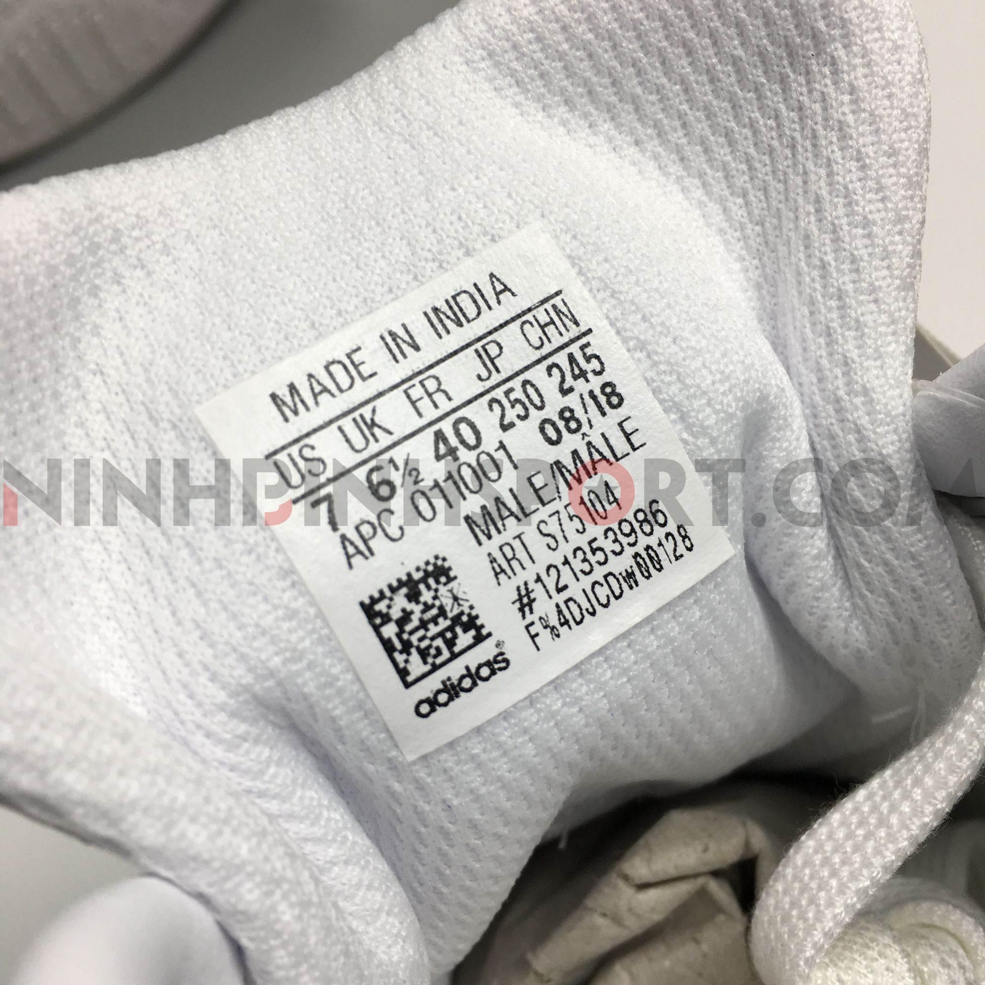 Giầy thể thao nam Adidas Originals Stan Smith S75104