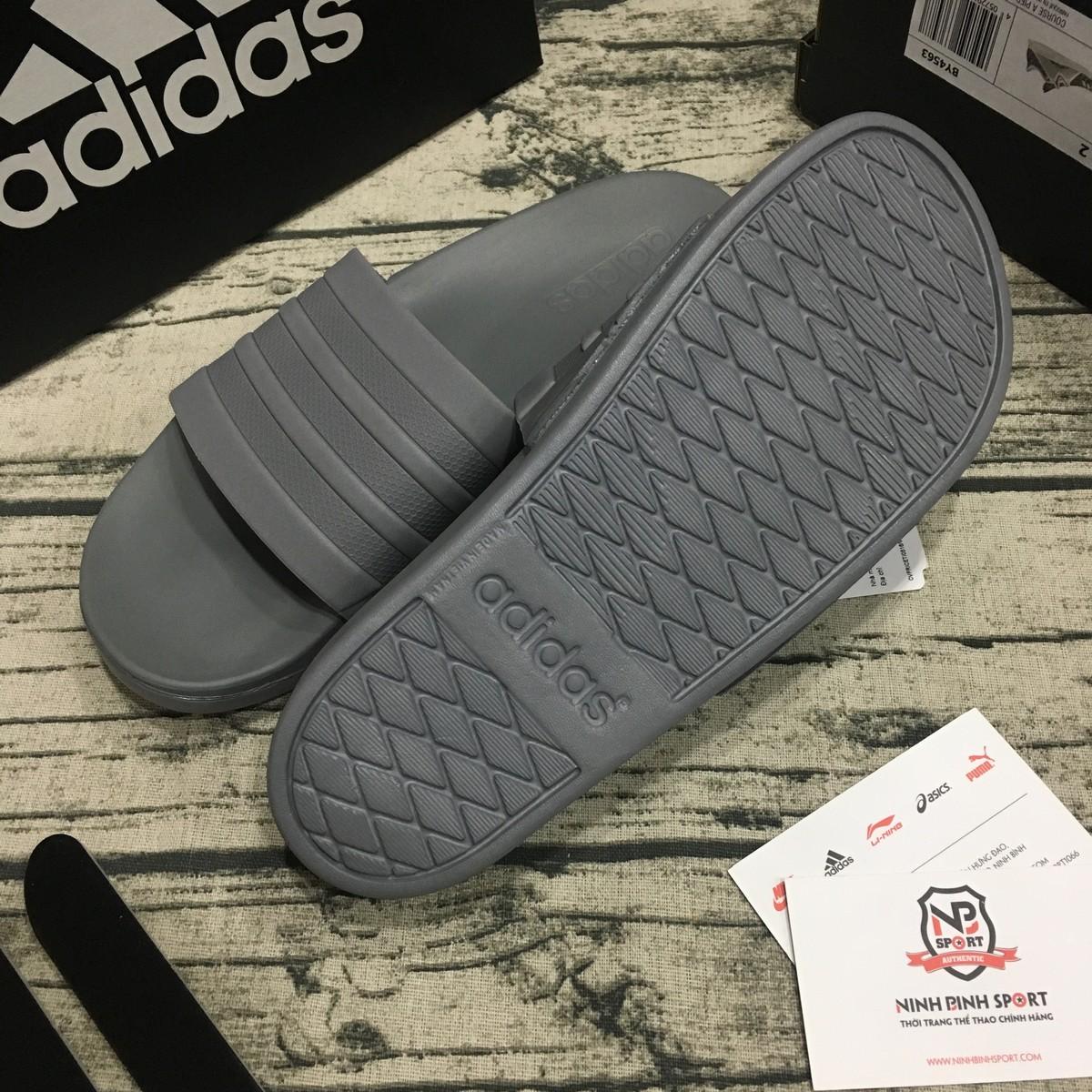 Dép thể thao nam Adidas Adilette Cloudfoam Plus Mono S80977
