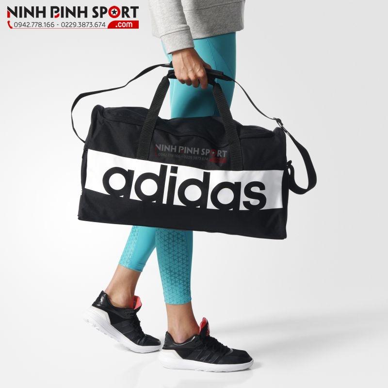 Túi thể thao Adidas Linear Performance Black S99959