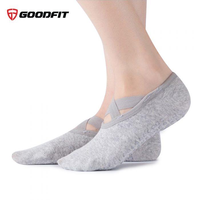 Tất tập Yoga chống trơn trượt GoodFit GF001YS
