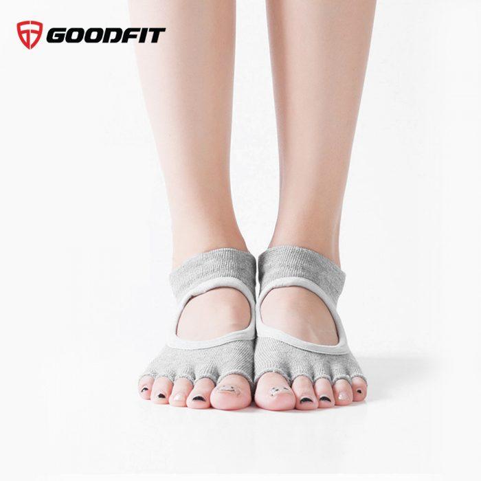 Tất Yoga hở ngón GoodFit GF002YS
