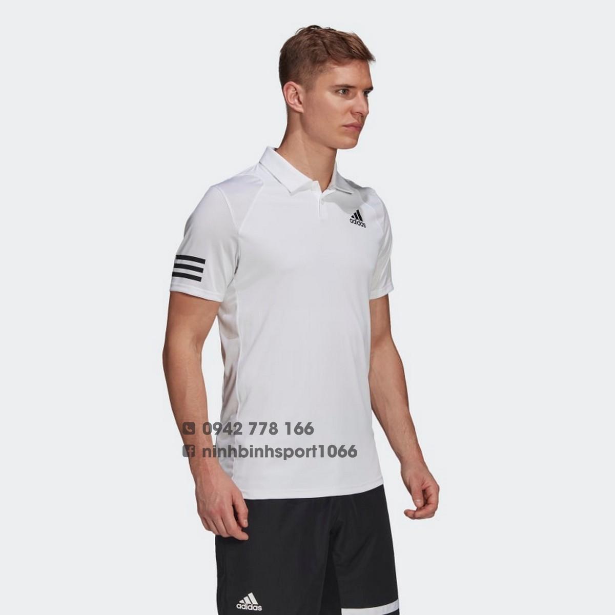 Áo thể thao nam Polo Adidas Tennis Club GL5416