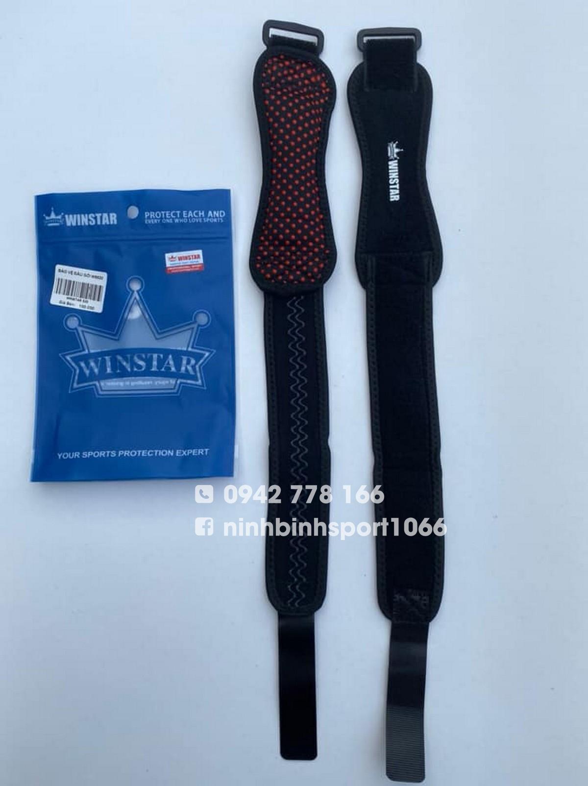 Bảo vệ đầu gối cao cấp Winstar WS520