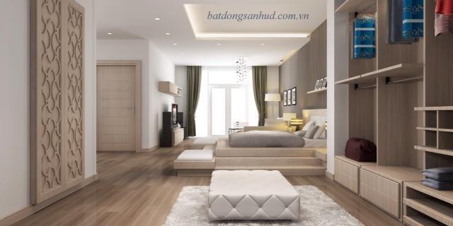 Mua chung cư hay nhà riêng?