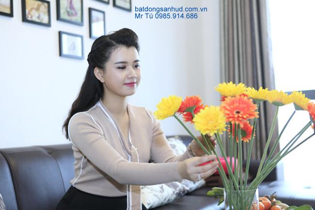 Căn hộ giá 1.5 tỷ chung cư 60 Nguyễn Đức Cảnh