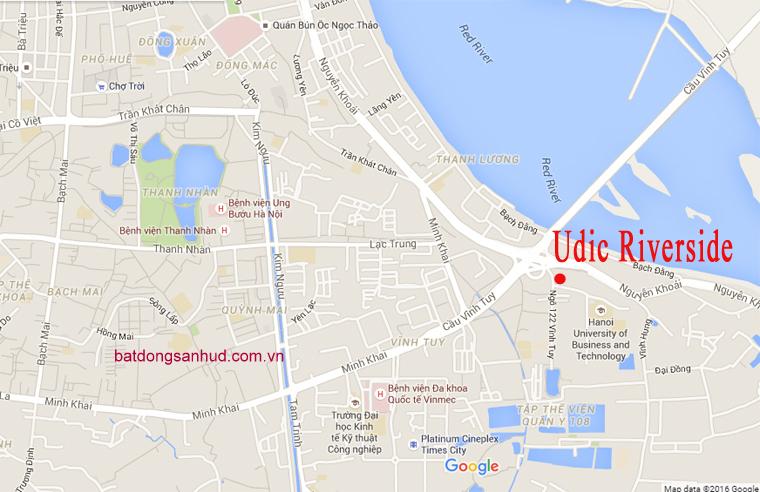 Chung cư gần Times City giá từ 1-2 tỷ