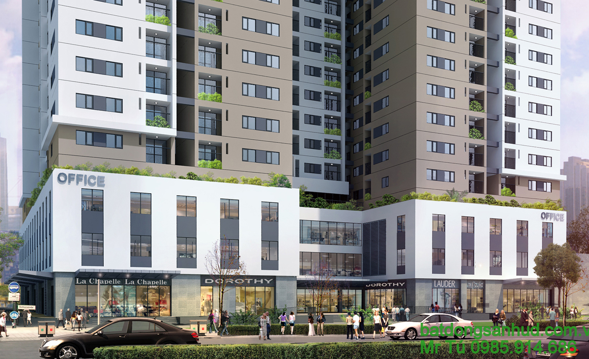 Chung cư B1B2, A1CT2 tây nam Linh Đàm mang lại cuộc sống tốt đẹp hơn 1