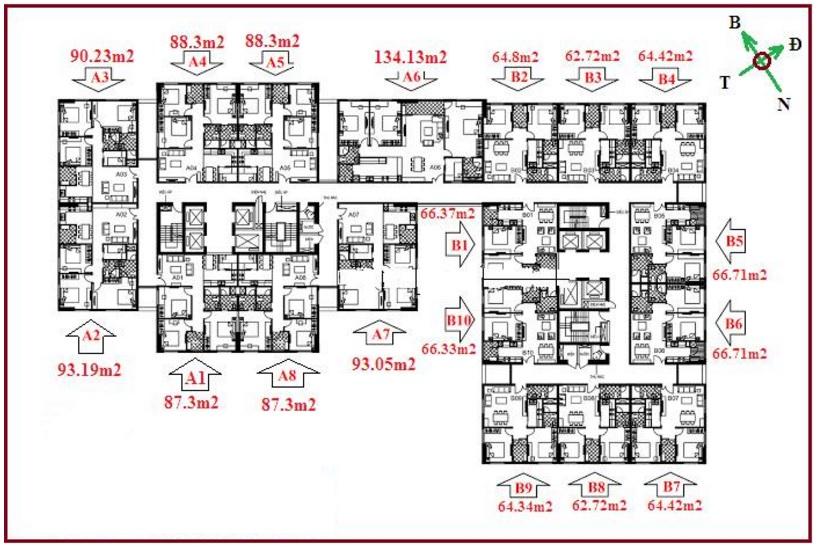 chung cư 122 Vĩnh Tuy Udic Riverside