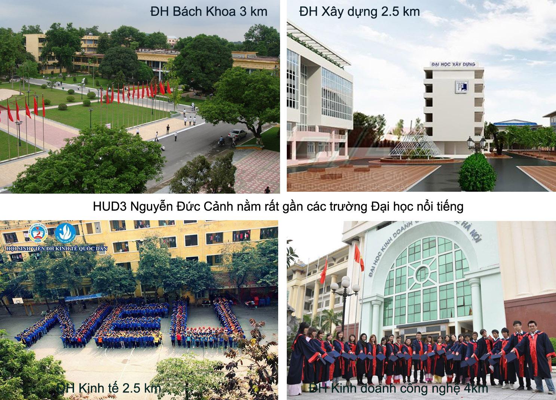chung cư HUD3 Nguyễn Đức Cảnh