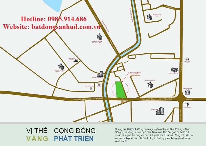 map 176 Dinh Cong