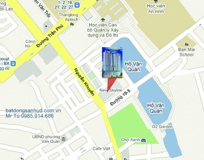 Vì sao chung cư New Skyline Văn Quán lại trở lên hút khách trong thời điểm này? 1