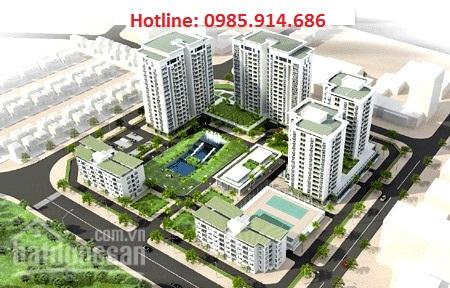 Chung cư Green house Việt Hưng