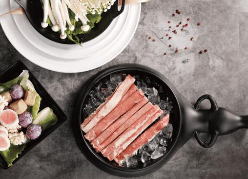 bát đĩa đựng thịt bò đẹp