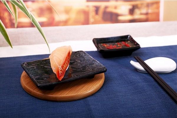 Bát đĩa nhựa phíp đen Tháu Lan lẩu nướng Nhật Hàn