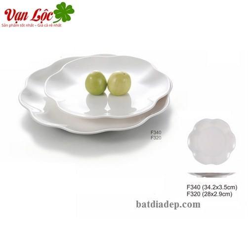 Bát đĩa melamine đẹp