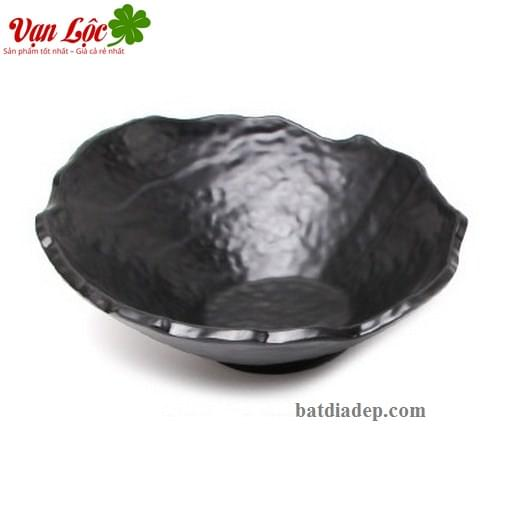 Bát đĩa nhựa phíp mica melamine sứ ngọc