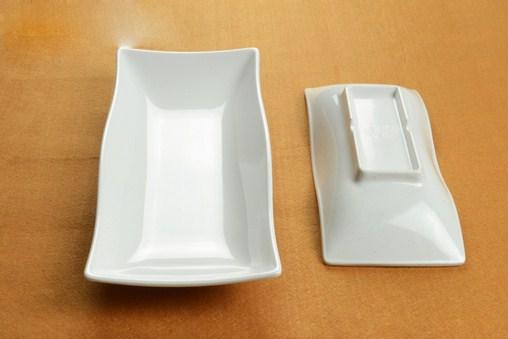 Bát đĩa nhựa nhà hàng