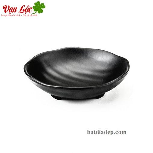 Bát đĩa sứ ngọc melamine
