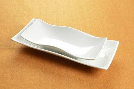 Bát đĩa sứ ngọc nhà hàng