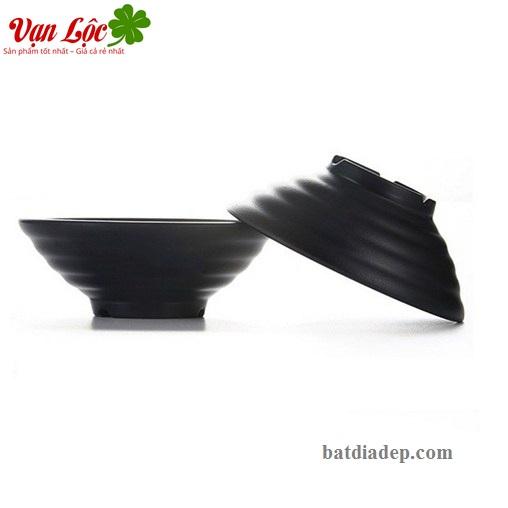 bát đĩa đũa tô chén melamine sứ ngọc nhât hàn đẹp