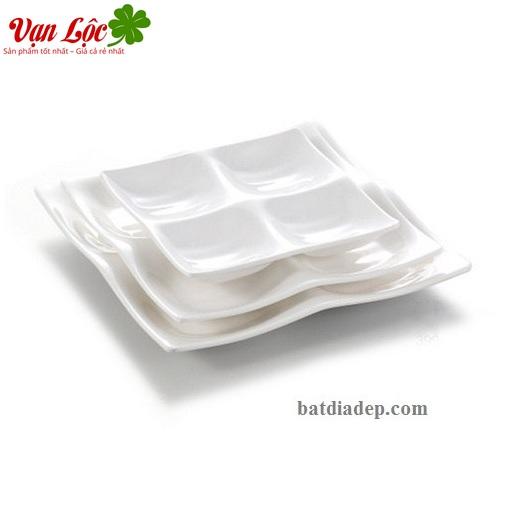 bát đĩa tô chén phíp melamine sứ ngọc Sài Gòn