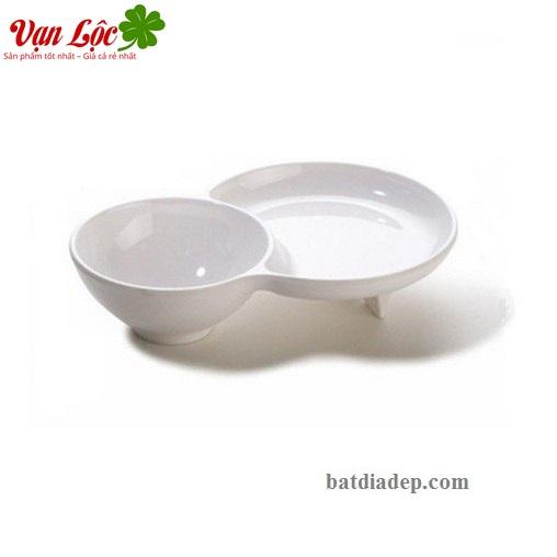 Chén đĩa nhựa melamine hàn quốc