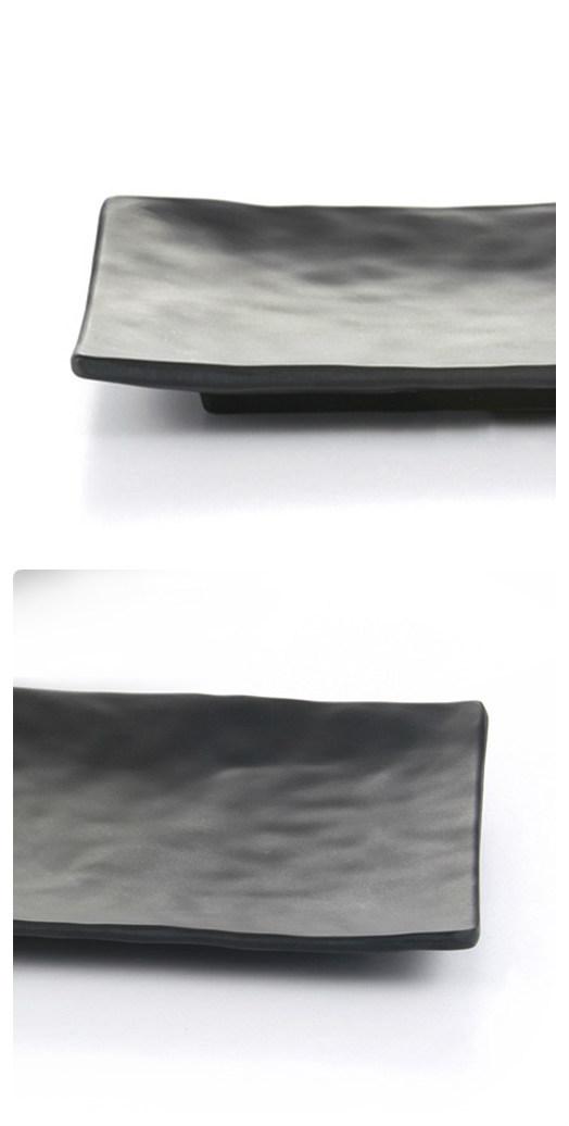 Đĩa sumo bbq melamine sứ ngọc nhật bản hàn quốc
