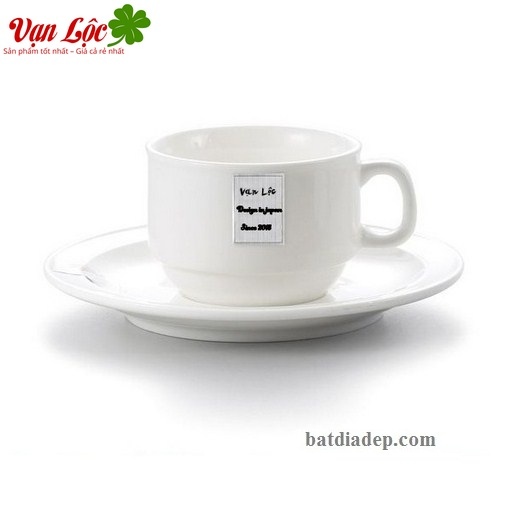 Ly cốc nhựa phíp cafe