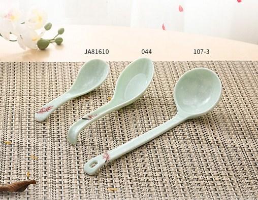 Thìa Muỗng melamine Hàn Quốc đẹp rẻ