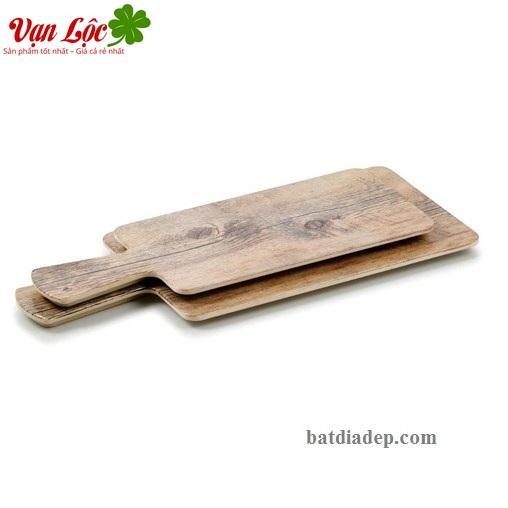 Thớt giả gỗ nhựa melamine