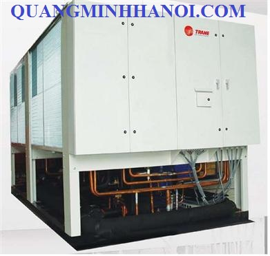 Điều hòa trane - Điều hòa chiller trane -Air-cooled Scroll Liquid Chiller 60-210 KW