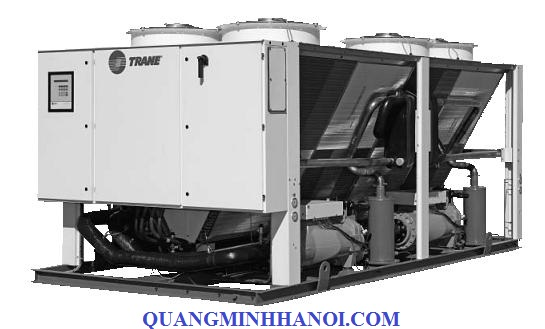 Điều hòa trane - Điều hòa chiller trane -Air-cooled Series R- Rotary Liquid Chiller 70-120 Ton
