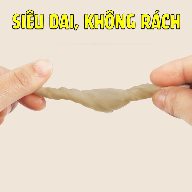 Giấy ăn gấu trúc Sipiao siêu dai