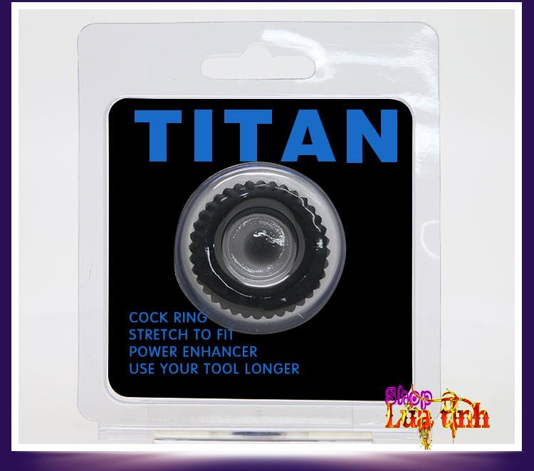 gel titan tốt không