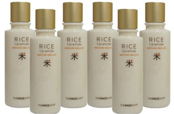 sua-duong-tinh-chat-gao-rice-ceramide-moisture-emulsion-the-face-shop