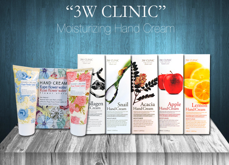 kem-duong-da-tay-3w-clinic-hand-cream-100ml