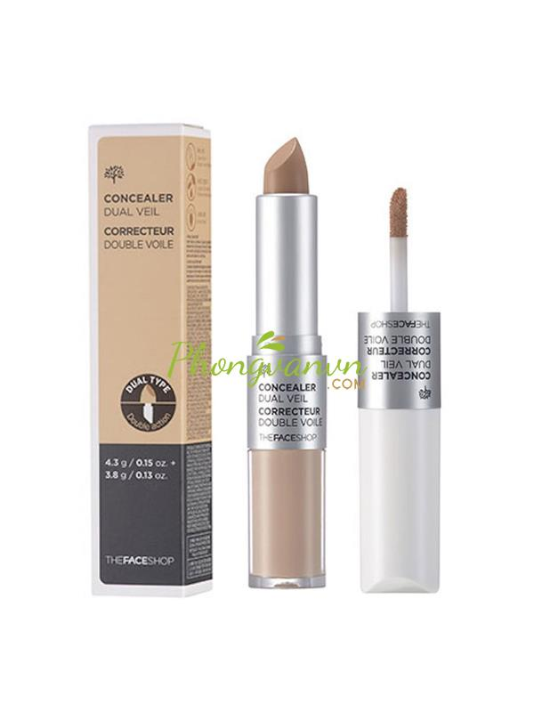 che-khuyet-diem-2-dau-the-face-shop-concealer-dual-veil