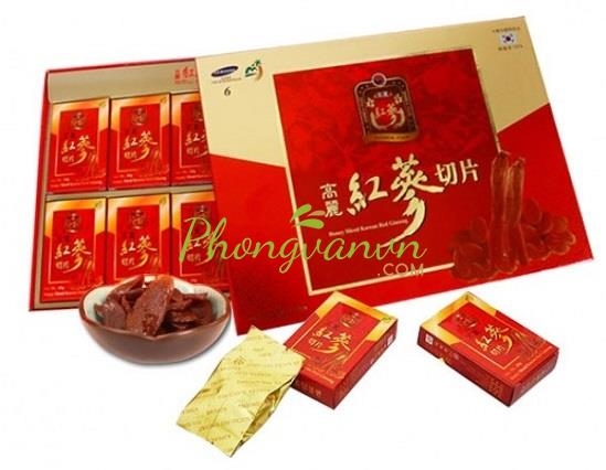 sam-tam-mat-ong-thai-lat-honey-sliced-korean-red-ginseng-han-quoc
