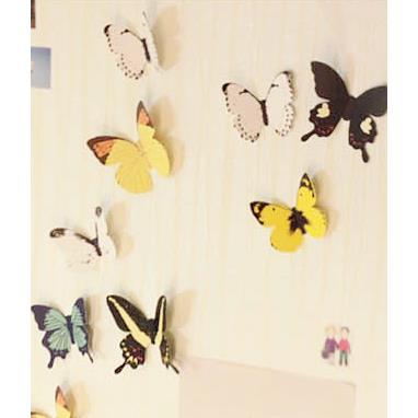 Sticker bướm trang trí_S104