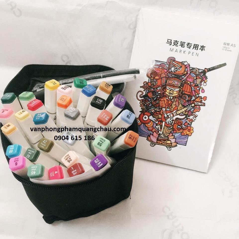 Bút Touch liit - Màu dạ cồn chất lượng cao (Bộ gồm 30 màu)_B01