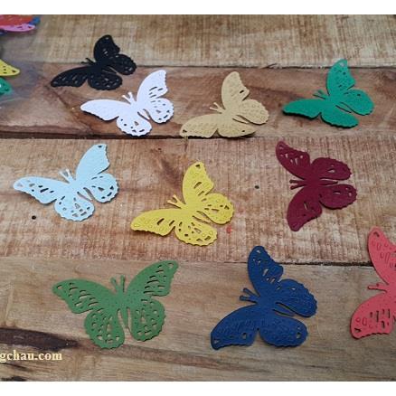 Túi bướm giấy nhiều màu nhỏ_HTT09