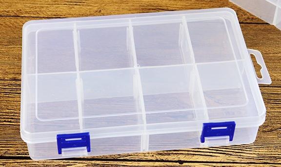 Hộp nhựa 8 ngăn to_CB50