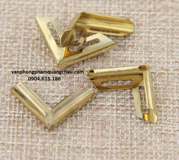 Góc vàng chữ V (10 chiếc) _ PKM53