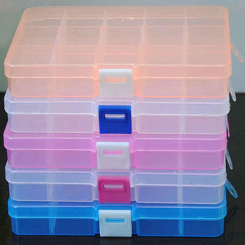 Hộp nhựa đa năng 10 ngăn nhỏ -CB16