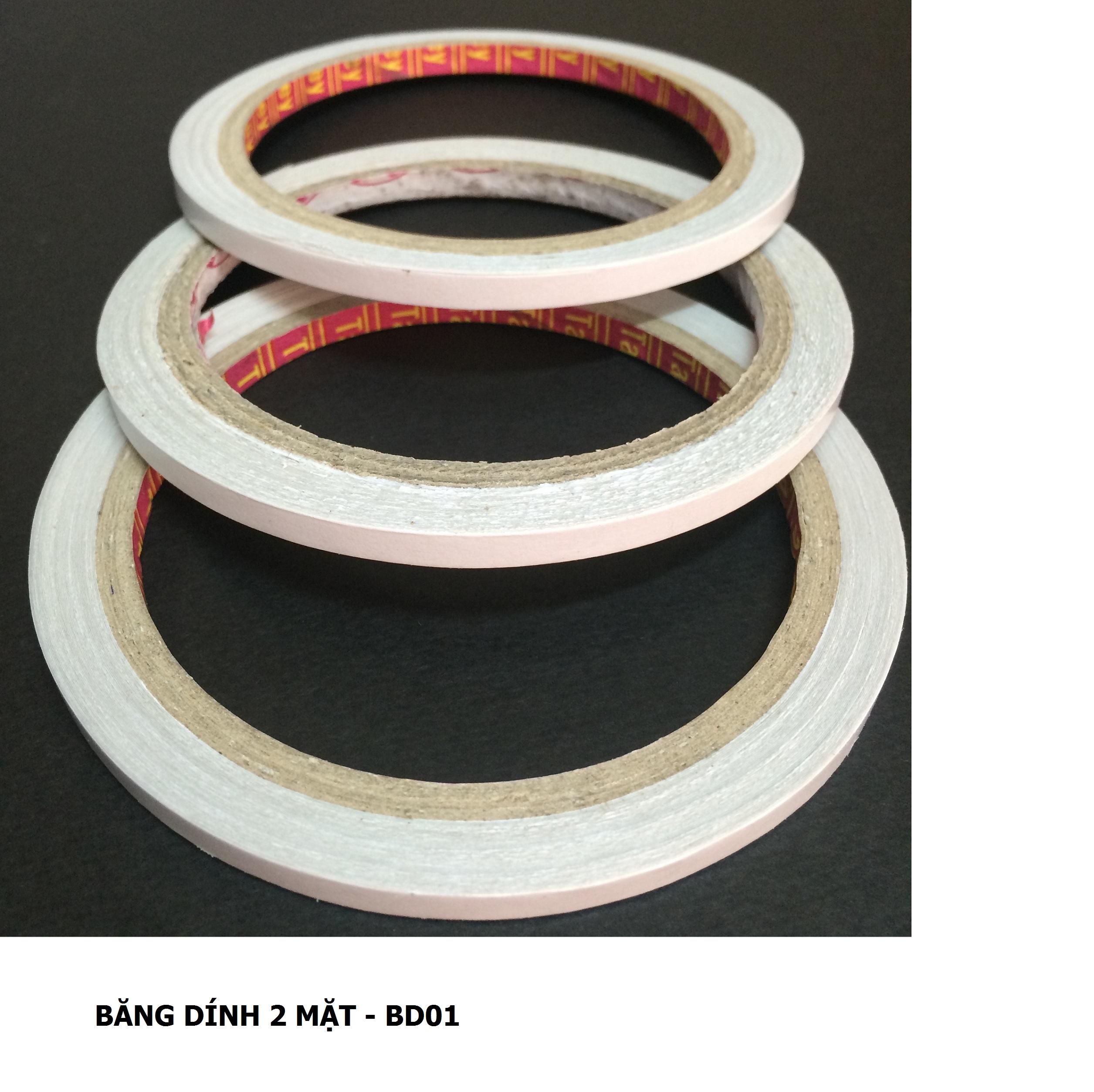 Băng dính 2 mặt (5mm)_BD01